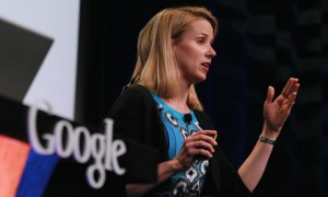 Google executive Marissa Mayer
